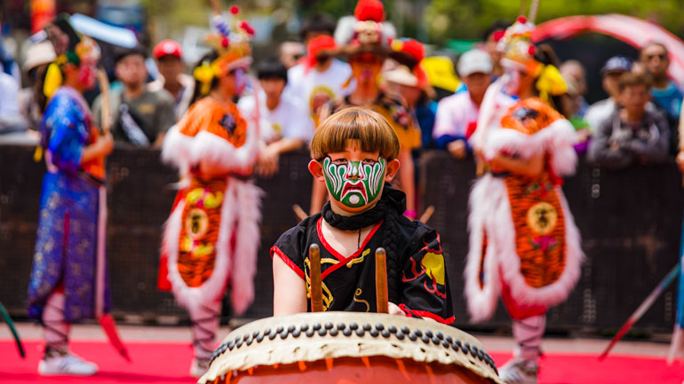 FESTIVALS and EVENTS Around Taiwan