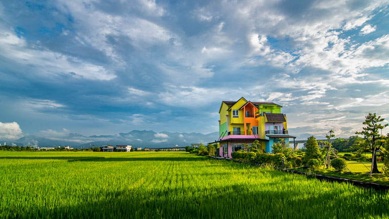 YILAN COUNTY Discoveries