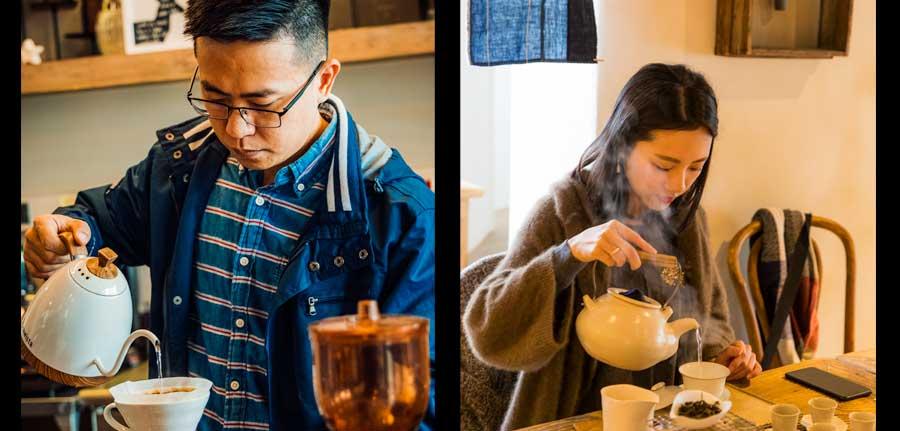 The Great Taiwan Coffee & Tea War